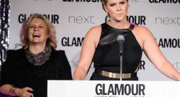 Amy Schumer Owens the Glamour Awards with Awesome Speech (Pics)