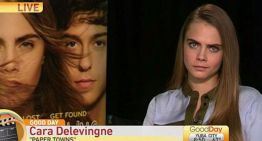 Why Cara Delevingne Epic Early Morning Interview Just Made Our Day (Video)