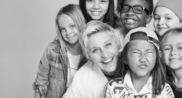 Ellen DeGeneres Inspires Young Girls Fashion with New GapKids Range