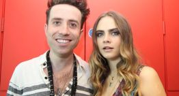 Cara Delevingne Admits to Being a 'Hopeless Romantic' on Nick Grimshaw Show