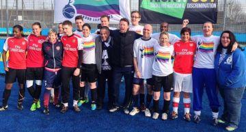 LGBT Football Fans Demand More From Premier League Clubs