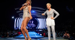 Taylor Swift, Alanis Morissette and Ellen DeGeneres All On One Stage – Hell Yeah!
