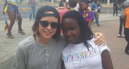 Ellen Page Shows Support in Kingston at Jamaica's First LGBT Pride Event