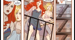 Batwoman And Her Girlfriend Take On WW2 In New Retro Comic