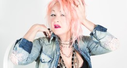 Cyndi Lauper LaunchesNew Shoe Line, Which Will Benefits LGBT Youth