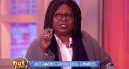 Whoopi Goldberg To Matt Damon: Sexuality Has 'Nothing To Do' With Acting Ability
