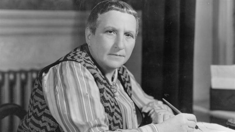 Gertrude Stein, writer