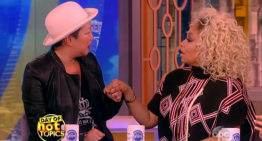 Watch Margaret Cho Grills Raven-Symoné On The View: 'Why Don't You Have Girlfriend?'