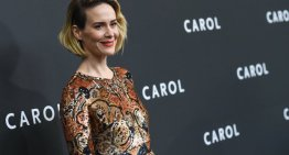 Sarah Paulson Talks The Aftermath Of Coming Out And New Movie 'Carol'