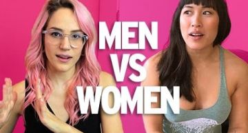 Bisexual Woman Discuss The Difference Between Sex With Men And Women (VIDEO)