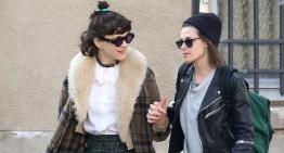 Daily Juice: Kristen Stewart Confirms 'Breaks Up With French Singer Soko'