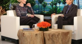 Sarah Paulson Talks Marcia Clark, Tequila Shots, And Sniffing Cher's Hair With Ellen Degeneres (Video)