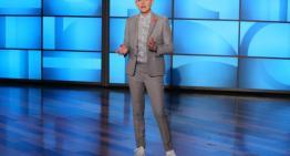 Ellen DeGeneres Named One Of The 'Highest Paid' TV Stars