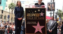 Kristen Stewart Honours Jodie Foster As She Receives Star On Hollywood Walk Of Fame