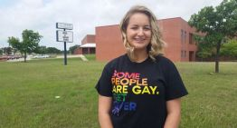 Student Banned From Wearing Pro-LGBT Shirt From High School Because It's Deemed 'Disruptive'