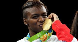 Out Olympian Nicola Adams Wins Flyweight Gold Again