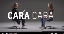 What Would Cara Do? Watch Cara Delevingne Interview Herself For British Vogue