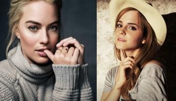 Sorry, But Emma Watson & Margot Robbie Aren't Starring In A Lesbian Remake Of 'Brokeback Mountain'