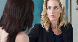 The New Trailer For Season 3 Of 'The Fall' Show's Gillian Anderson In Deep Water Again.