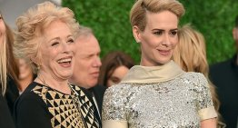 Holland Taylor Discusses Her New Play, And Sarah Paulson's Emmys Shout-Out