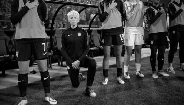 In Her Own Words, Megan Rapinoe Explains Why She Knelt During National Anthem