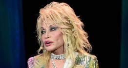 Dolly Parton To Her Homophobic Fans: 'Spread Love Not hate'