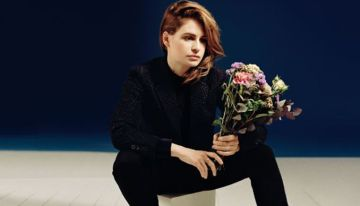 Christine And The Queens' Heloïse Letissier Gives Honest Interview Pansexuality And Gender
