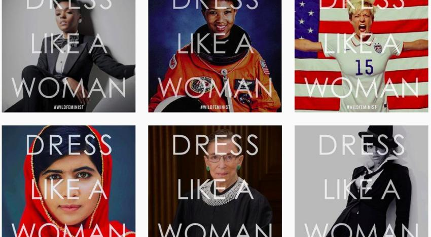 #DressLikeAWoman: Trump Causes Twitter Storm With Sexist Dress Code
