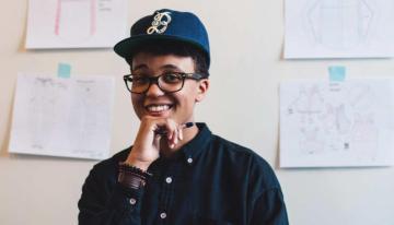 Meet Queer Poet-Entrepreneur Vanessa Newman