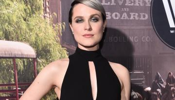 Evan Rachel Wood Receives 'Sickening' Tweets After Criticising Ben Affleck 'Gay Kiss' Comments