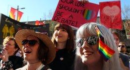 Anti-Gay Activists In Australia Claim Equal Marriage 'Discriminates Against Lesbians'