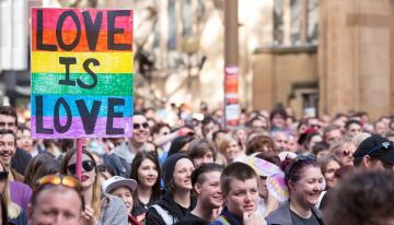 UN Slams Australia On Same-Sex Marriage Survey