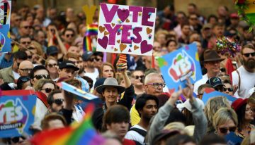 Senator Says Australian Parliament Will Debate Same-Sex Marriage 'Within Days' If Yes Vote Wins