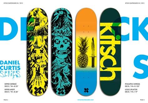 Page 3 - SPRING/SUMMER 2013 Kitsch Skateboard