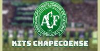 kit chapecoense dream league soccer kits 2018