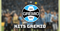 kits gremio dream league soccer 2018