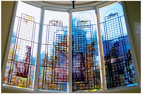 linear design kits glass