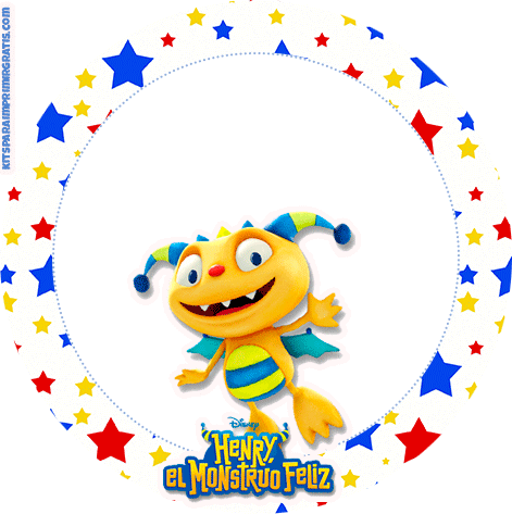 topper henry hugglemonsters