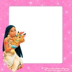 Kit Imprimible de Pocahontas para descargar gratis