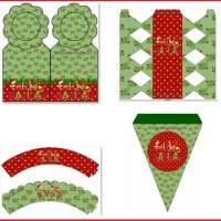 Imprimibles de Navidad para descargar gratis