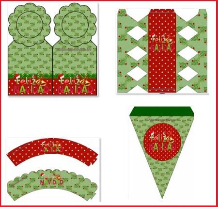 Imprimibles de Navidad para descargar gratis | Kits para imprimir gratis