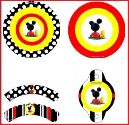mickey casa de mickey mouse