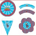 Kit de Topa Junior Express para descargar gratis