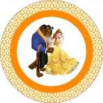 Etiquetas de Princesa Bella
