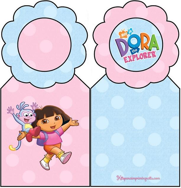 Imprimibles de Dora la Exploradora