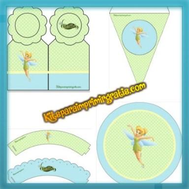 Kit de Tinkerbell gratis