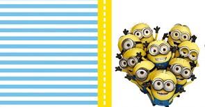 Stickers de Minions
