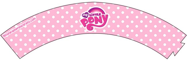 Wrappers de My Little Pony - Adornos de My Little Pony gratis