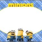 Kit de Minions Mi Villano Favorito 3 para Imprimir Gratis