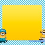 Kit Minions, Mi Villano Favorito 3 para descargar e imprimir gratis